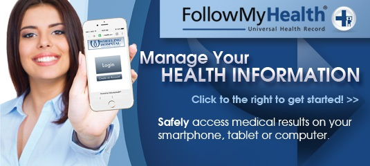 Manage Your Health Information. Safely access medical results on your smartphone, tablet or computer.